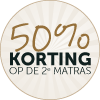 Matras Cool Sense 100x220 normaal