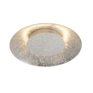 Plafondlicht Foskal Zilver L