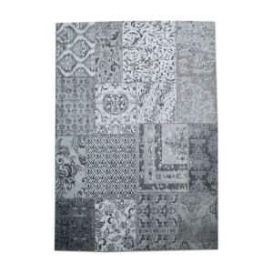 Carpet By Boo Patchwork Grey