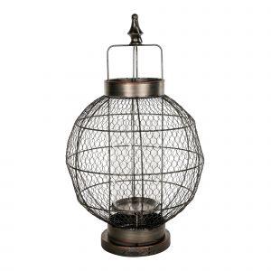 Lantern Metal Round M