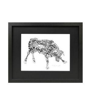 Riverdale Kunstwerk Toro