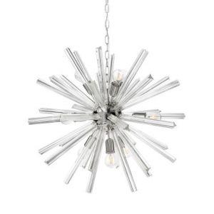 Riverdale Hanglamp Juno helder 76cm