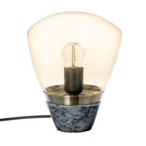 Riverdale Tafellamp Marble smoke 23cm