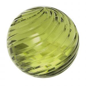Riverdale Deco bal Blair groen 11cm