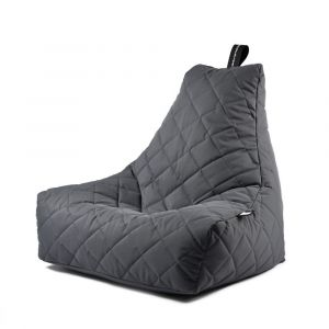 Extreme Lounging B-Bag Mighty-B Quilted Grey
