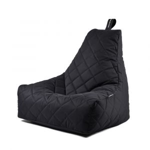 Extreme Lounging B-Bag Mighty-B Quilted Black