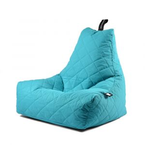 Extreme Lounging B-Bag Mighty-B Quilted Aqua