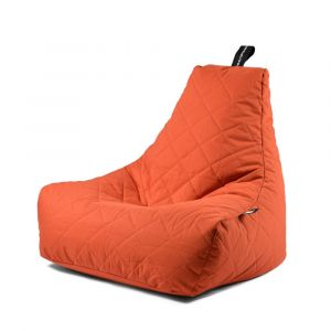 Extreme Lounging B-Bag Mighty-B Quilted Orange