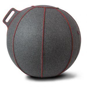 Zitbal VELT Grijs 75 cm