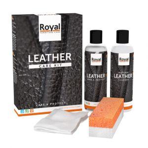 Leather Care Kit - Care & Protect- maxi 2 x 250 ml