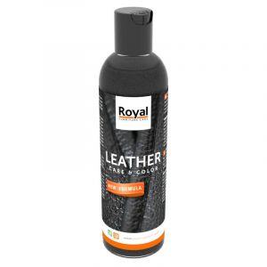 Oranje Leather Care & Color Zwart