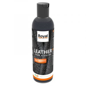 Oranje Leather Care & Color Donkerblauw