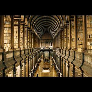 AluArt Mondiart, Library at Trinity College