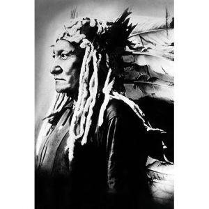 Native American Sioux Chief