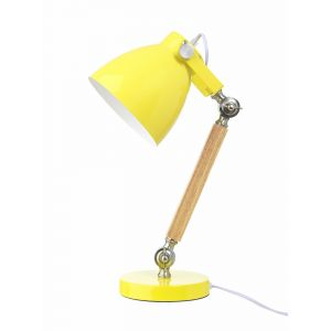 Cool Kids Bureaulamp Geel
