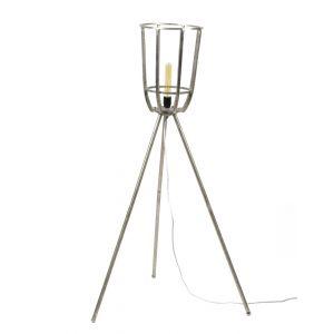 Vloerlamp Draadstaal Rond 30 Cm