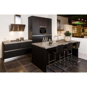 Houten design keuken 4
