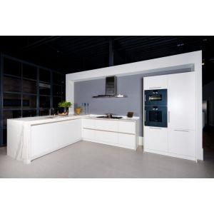 Design hoekkeuken met luxe apparatuur 35-1