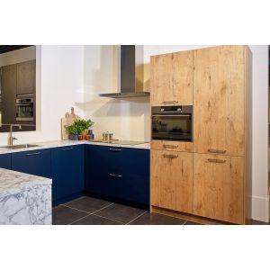 Moderne U keuken met schiereiland 7-2