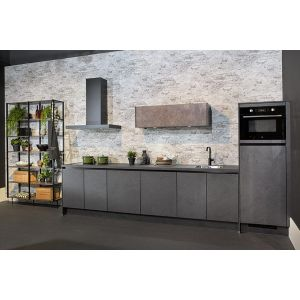 Moderne rechte keuken Euroline 5-2