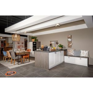 Maatwerk keuken Riviera Maison style Unit 3-1