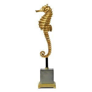 KARE Deco Object Sea Horse