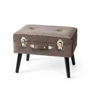Krukje Suitcase Grijs