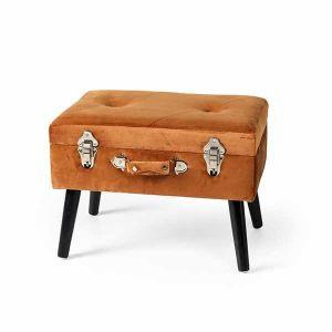 KARE Krukje Suitcase Oranje