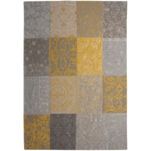 Karpet Vintage Multi pale yellow  80x150
