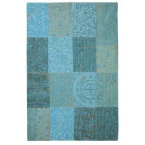 Karpet Vintage Multi azur 200x280