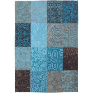 Karpet Vintage Multi turquoise 140x200