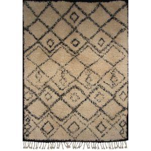 Karpet Beni Ouarain Bruin MM-1 150x200