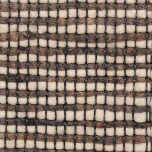 Karpet Roma Bruin/Ivoor Gestreept RO-03 250x300