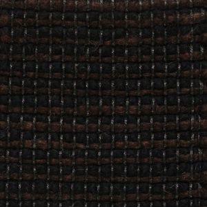 Karpet Roma Bruin/Zwart Gestreept RO-04 250x300