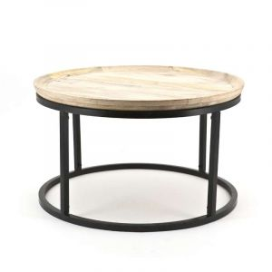 IN.HOUSE Ambiente Table Large Wood