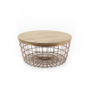 Coffeetable By Boo Wire S