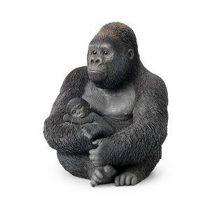 Feelings Deco Object Cuddle Gorilla Family