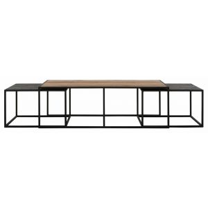 DTP Home Cosmo Salontafel Set/3