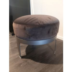 (Showroommodel) Natuzzi Hocker Herman
