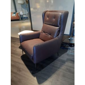 (Showroommodel) Natuzzi Fauteuil Aftereight