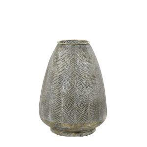 Tafellamp Olbia Goud/Wit