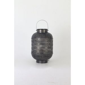 Tafellamp Oriente Antiek Zwart
