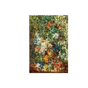 Schilderij Dutch Flowers