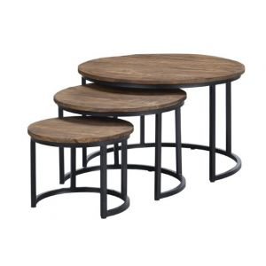 Salontafel Findla Set/3