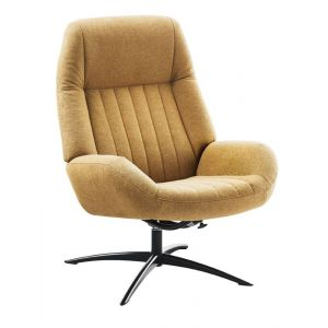 IN.HOUSE Fauteuil Tirona Bronze