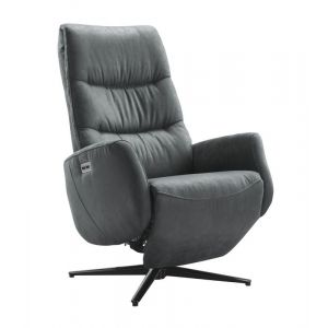 IN.HOUSE Relaxfauteuil Leranti Graphite