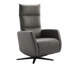 IN.HOUSE Relaxfauteuil Gearda XS Antraciet