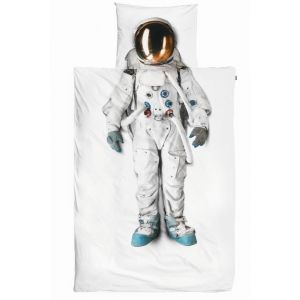 Snurk Dekbedovertrek Astronaut  140 x 200