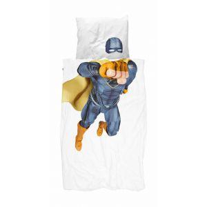 Snurk DBO Superhero Blue 140x200/220