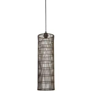 Light & Living Hanging lamp SYTHA ant.bronze-black